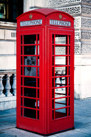 Telephone Booth at Westminster