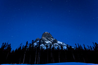 Stars Over Liberty Bell Mountain