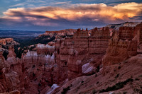 Sunset, Sunset Point, Bryce Canyon
