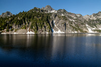 Chair Peak and Snow Lake