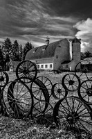 Wagon Wheel Barn