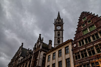 Clock Tower, Ghent